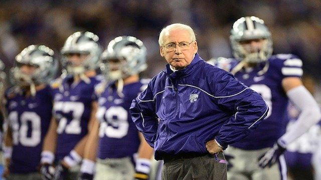 K-State Football Head Coach Bill Snyder knows what it takes to be successful.